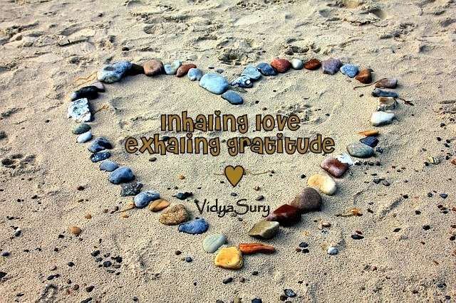 Inhaling Love, Exhaling Gratitude
