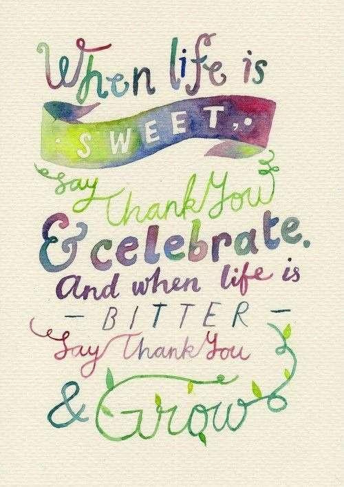 living in gratitude vidya sury
