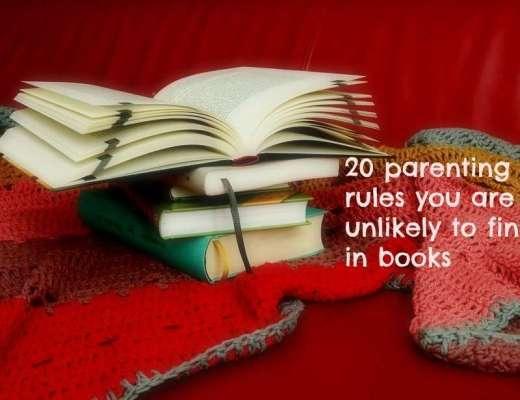 What the parenting books wont teach you . Vidya Sury
