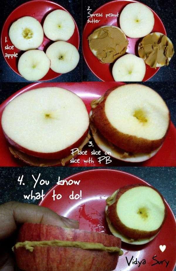 National Peanut Butter Day Vidya Sury Recipe