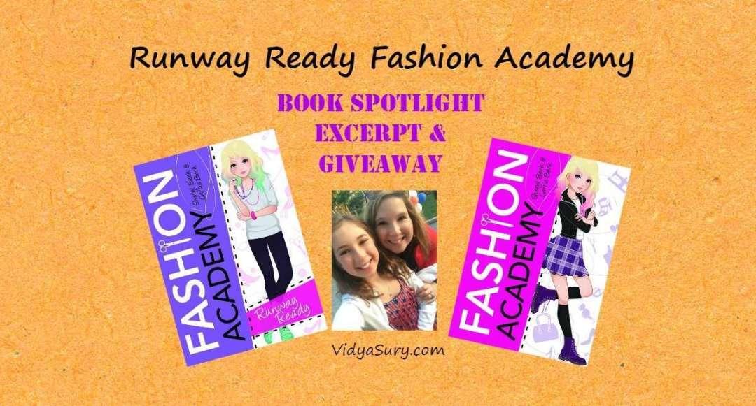 Runway Ready Fashion Academy Vidya Sury