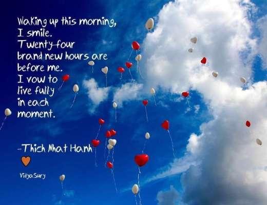 My Morning Mantras Vidya Sury