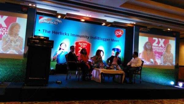 Indiblogger Horlicks Meet Immunity4Growth (5)