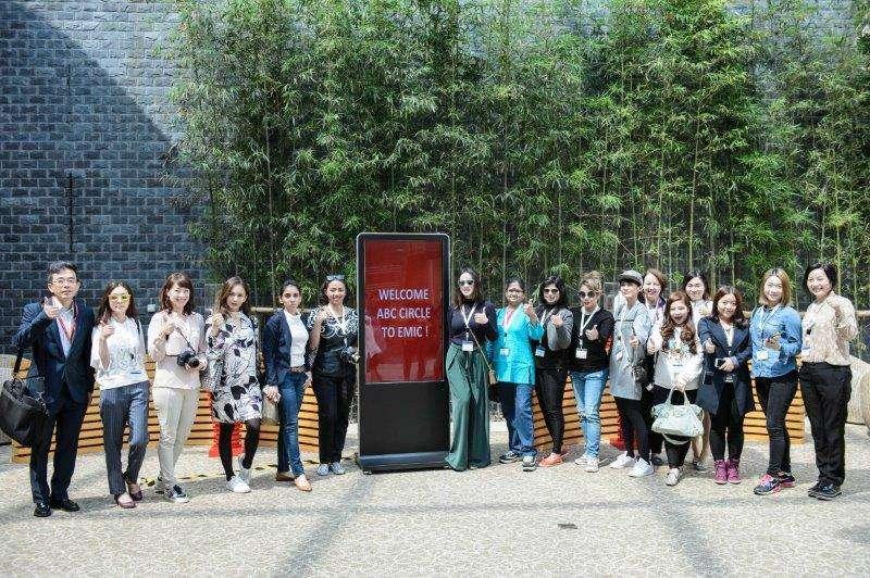 My visit to Johnson's Shanghai #ABCCircle #johnsonsbaby