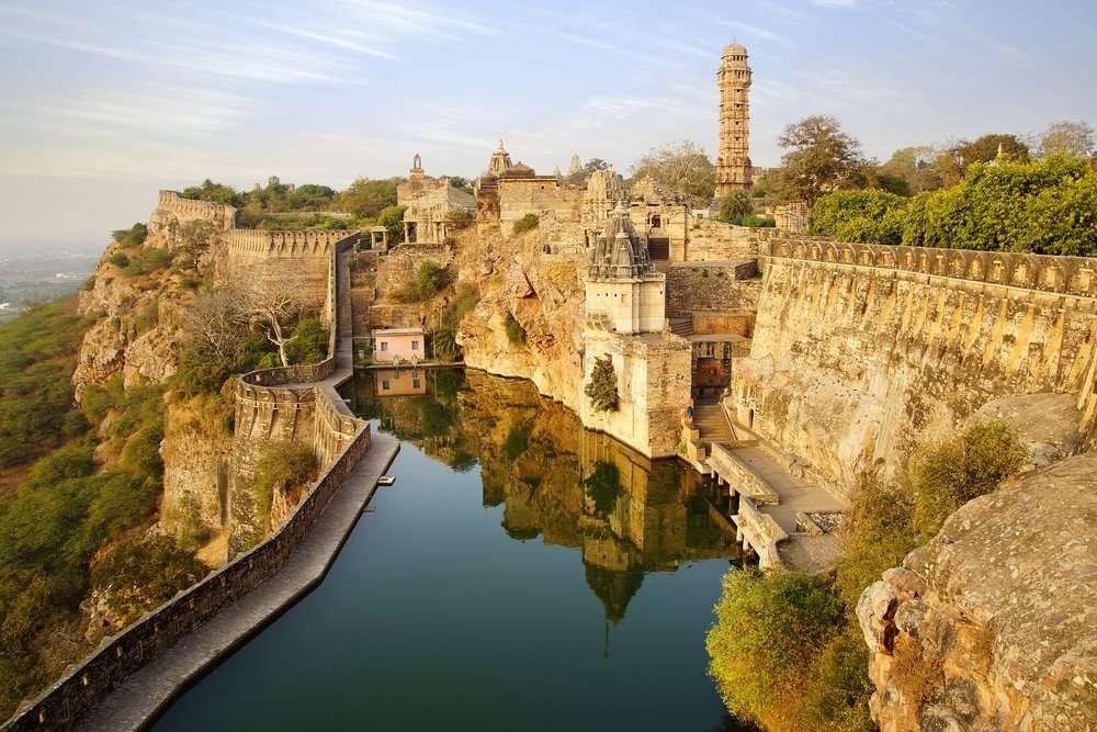 Chittorgarh Fort, Udaipur Vidya Sury