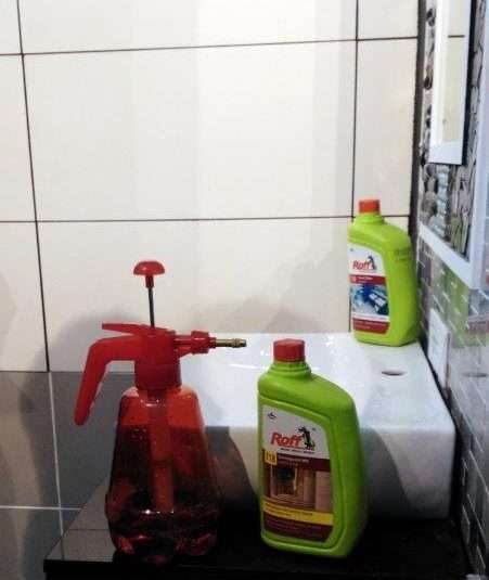 adding value to my home with #Roff products