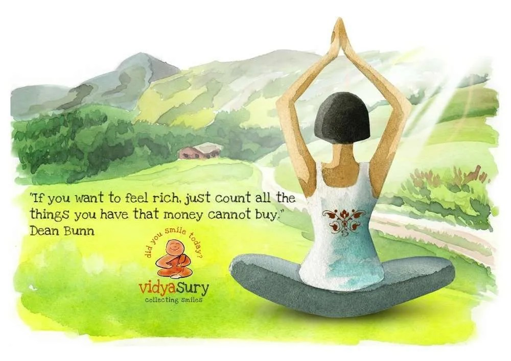 A wake up call Gratitude Circle Vidya Sury