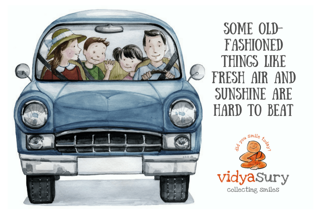 Why your car air purifier will make you a better parent Vidya Sury