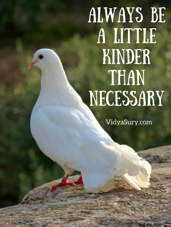 Kindness is as easy as A to Z #WorldKindnessDay #Kindness