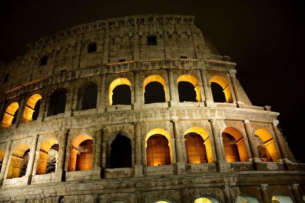 Coliseum Rome #SayYesToTheWorld #TheBlindList