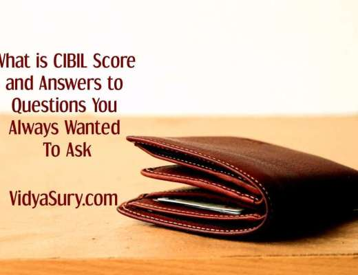 What is CIBIL Score and Answers to Questions You Always Wanted To Ask