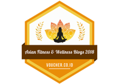 Asian fitness and wellness blogs 2018
