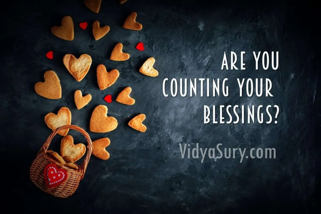 Are you counting your blessings #mindfulness #selfhelp #personaldevelopment