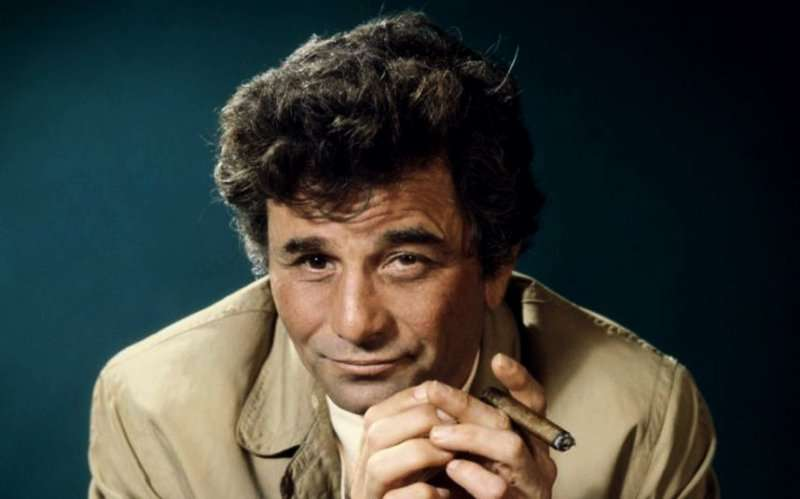 Columbo. Top 5 Crime TV shows