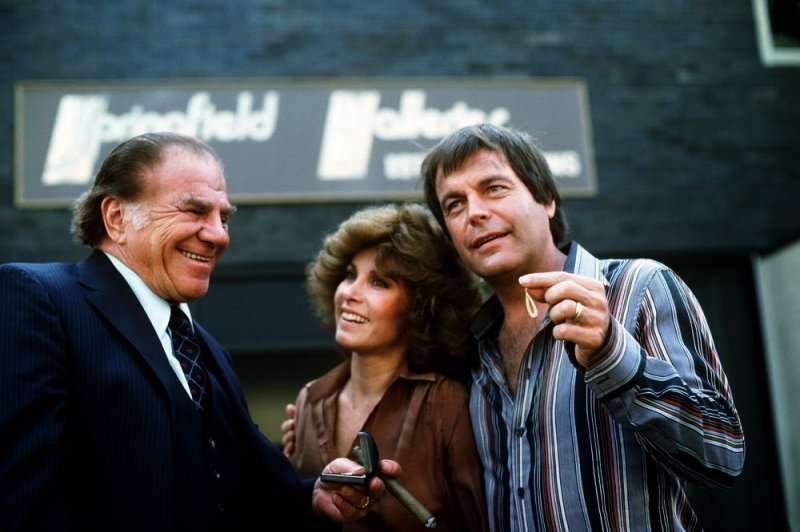 Hart to Hart. Top 5 Crime TV shows