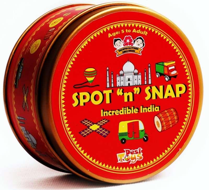 Spot n snap #incredibleindia desi toys