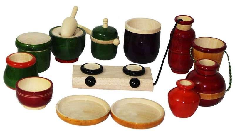 Cooking set Desi Toys
