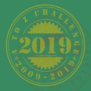 AtoZChallenge 2019