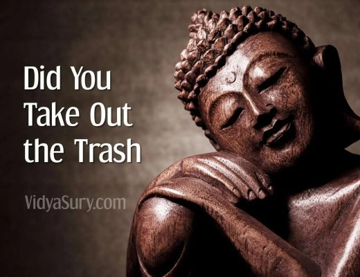 Did You Take Out the Trash