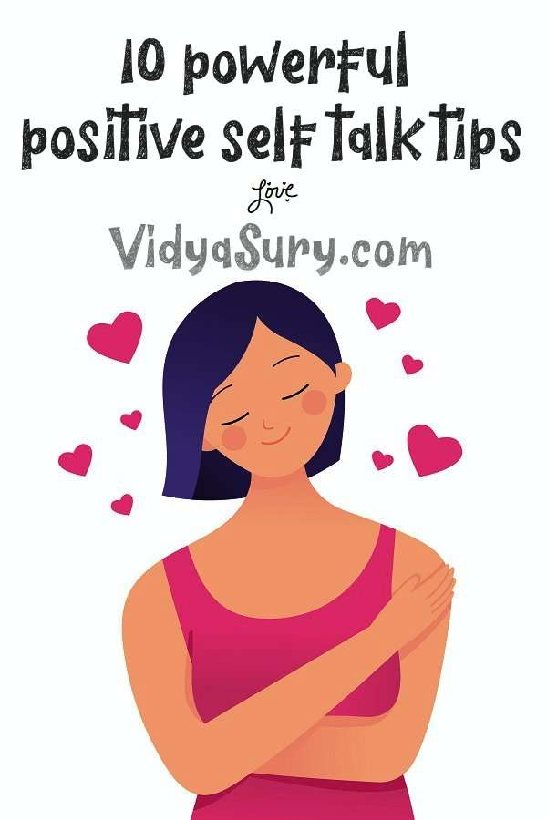 10 powerful positive self talk tips that work