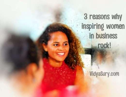 3 reasons why inspiring women in business rock