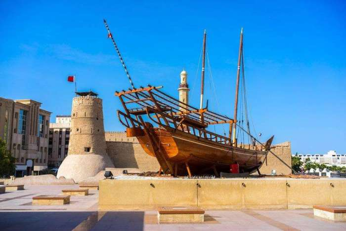 Al Fahidi fort Interesting Things to See in Dubai