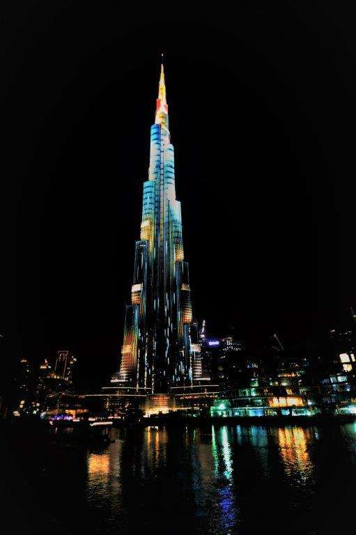 BurjKhalifa Interesting Things to See in Dubai