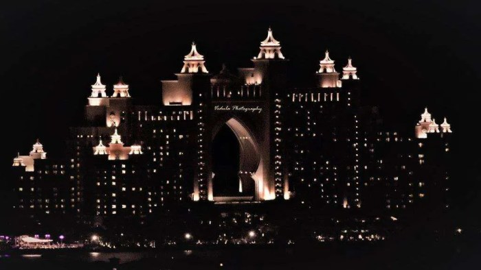 atlantis Interesting Things to See in Dubai