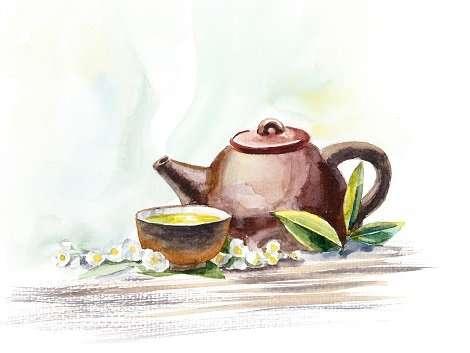cup of tea zen mindfulness meditation