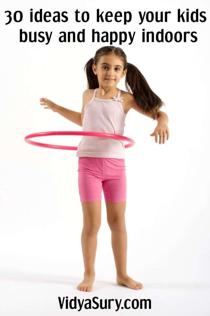 Indoor Activities Your Kids Will Absolutely Love