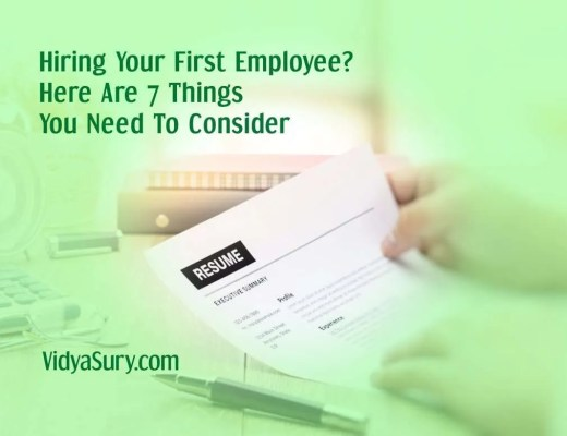 Hiring your first employee 7 things to consider