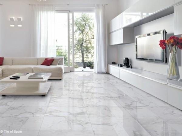 Comment nettoyer les sols en marbre