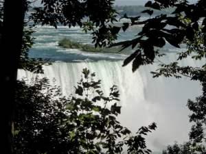 Les chutes du Niagara et ses alentours