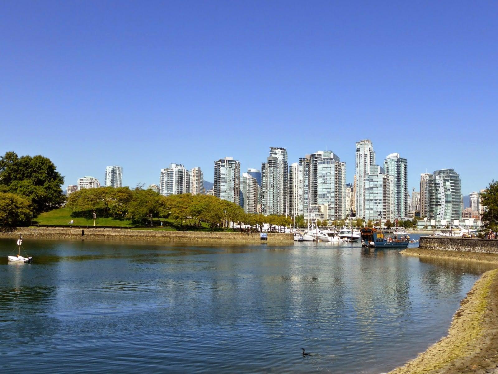 Quelques jours à Vancouver