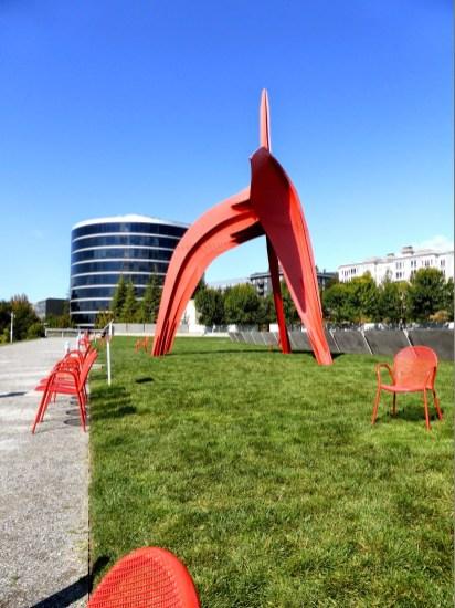 l'Olympic Sculpture Park