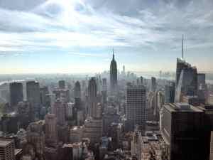 Un noël à New-York!