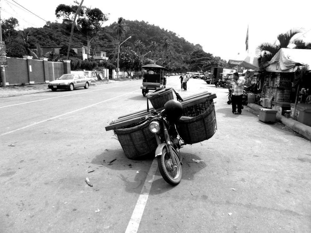 Kep Sud du Cambodge