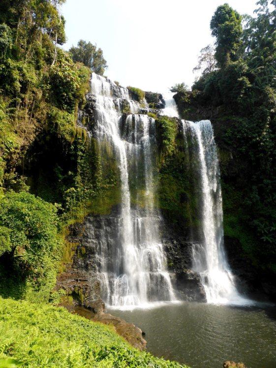 Sud du Laos Tad Yuang
