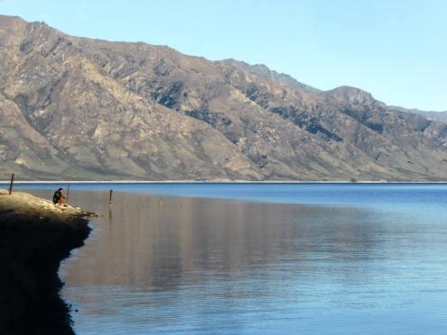 l'île du Sud-Lake Hawea (4)