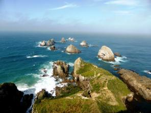Nugget Point-île du Sud