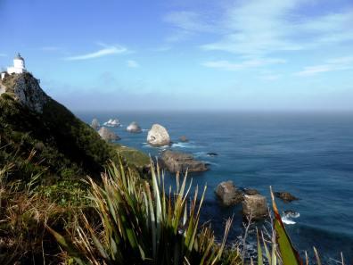 Nugget Point-île du Sud