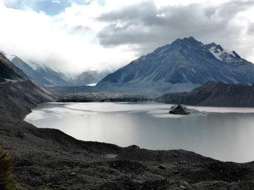 l'île du Sud-Tasman Valley (2)