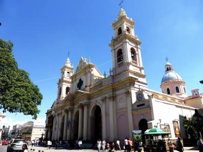 Salta-Argentine en stop