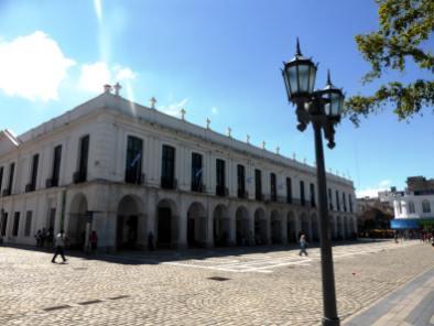 Corboda-Argentine en stop