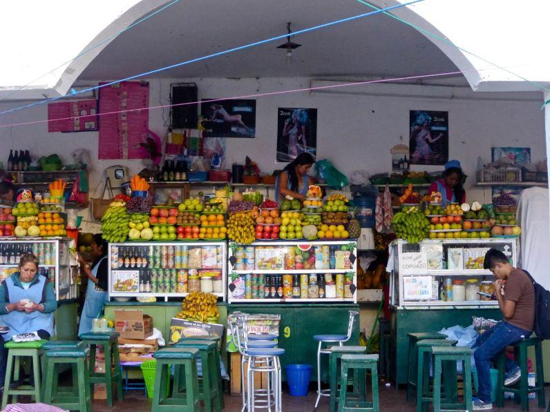 Central Mercado, Sucre-Bolivie (4)