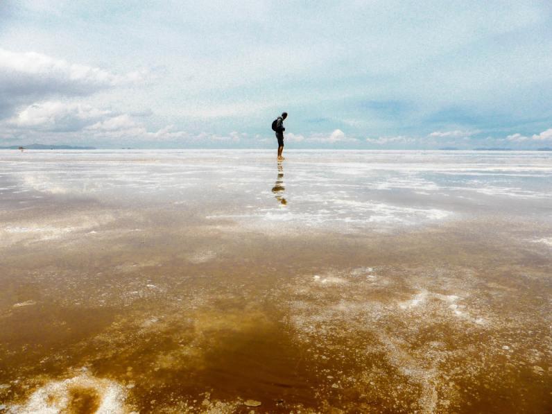 Salar d'Uyuni-Bolivie