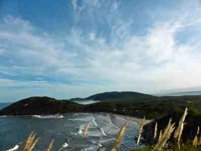 vue rando du phare llha do mel-Brésil