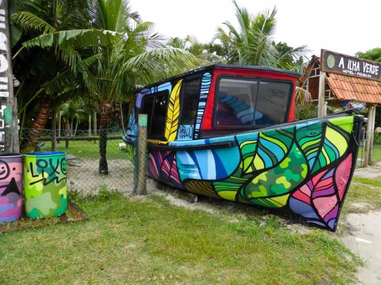 Ilha Do Mel-Brésil (2)