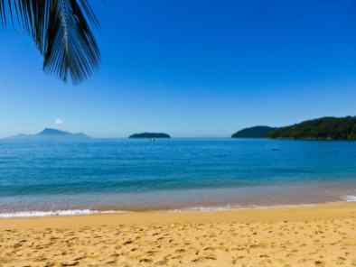 Plage Ilha Grande-Brésil