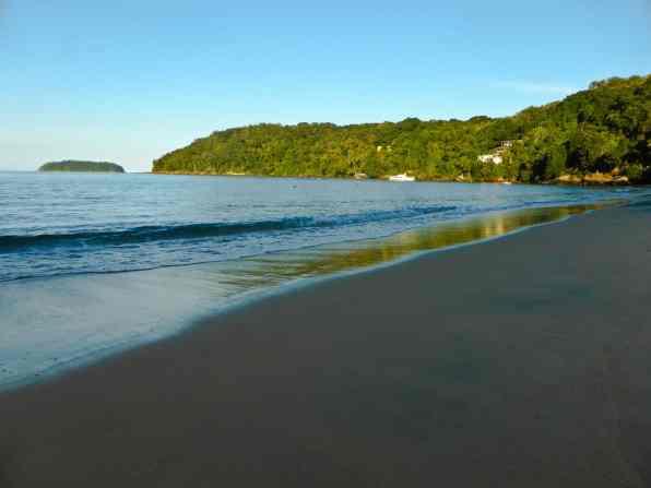 Plage Lopes Mendes Ilha Grande-Brésil